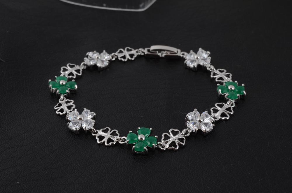 Luxury Famous Brand Wedding Bracelets Bangles Women 2014 High End Crystal Jewelry Fashion - Guangzhou High-End Leather Handbag store
