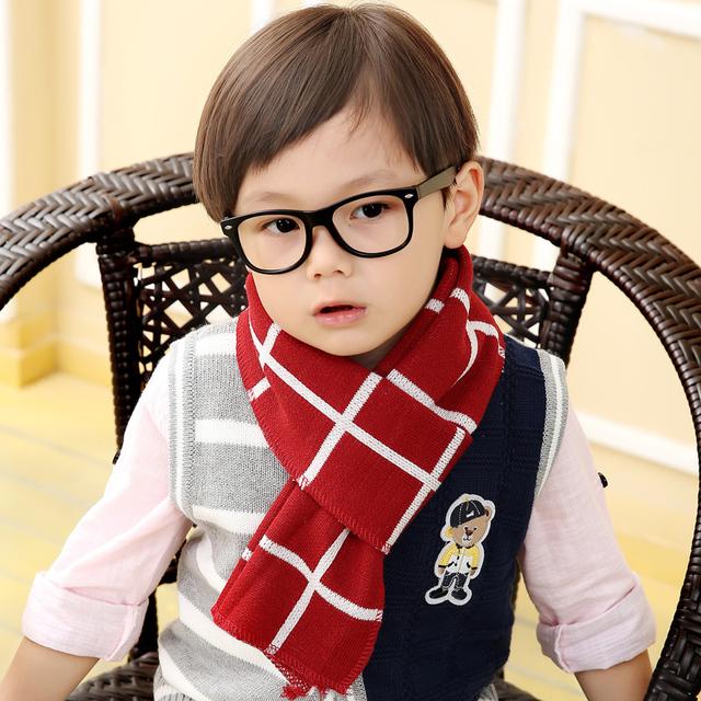 Зима 2015 шотландка шарф Desigual плед шарф cuadros новый дизайнер мужской акриловые основная платки дети шарфы, Дети шарфы