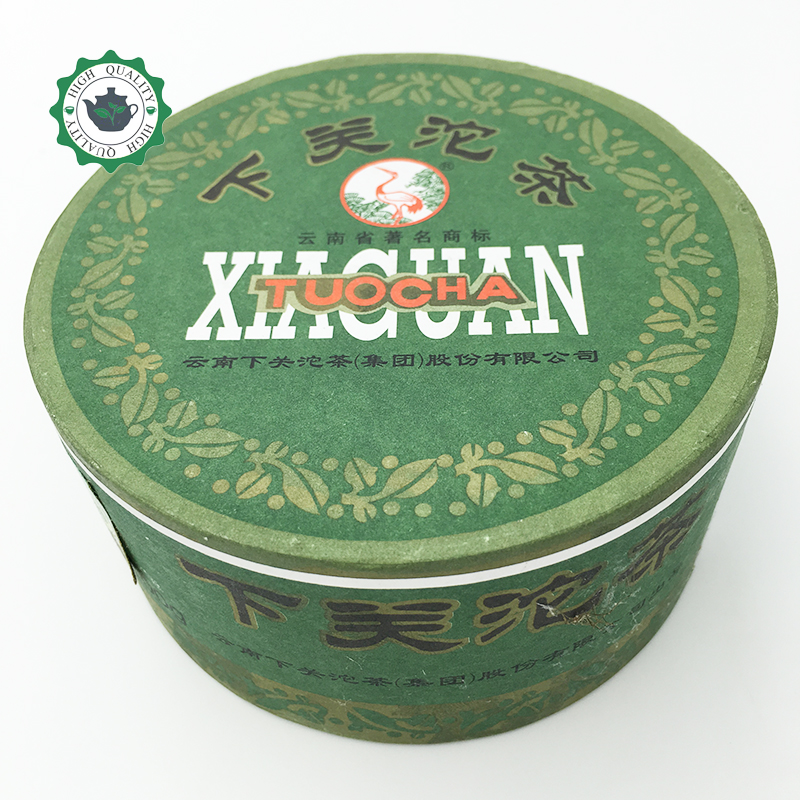 2009 100g Chinese yunnan puer tea old Bowl pu'er tea Raw compressed pu er tuo cha health food puer tea for weight loss(China (Mainland))