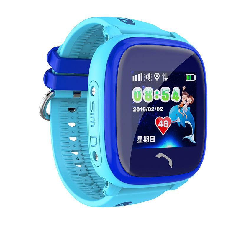 Waterproof-DF25-PK-Q100-Children-GPS-Swim-touch-phone-smart-watch-SOS-Call-Location-Device-Tracker (2)