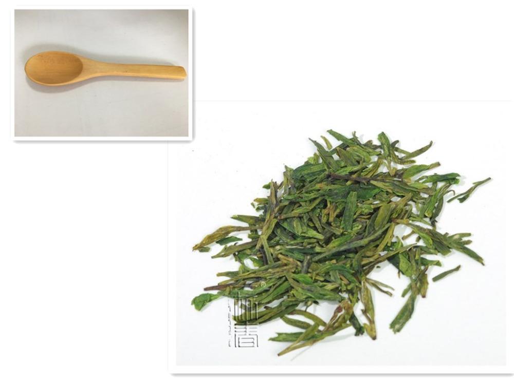 Tea Scoop+gift Dragon Well, Longjing Green Tea, 250g Long Jing tea,(China (Mainland))