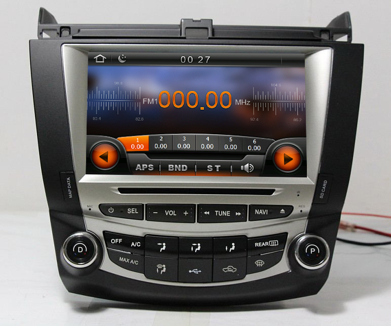 2006 Honda Accord Radio Pictures To Pin On Pinterest