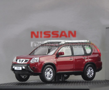 Red 1/43 Nissan X-Trail Die Cast Mini Car Display Hobby Toys Collection Brinquedos