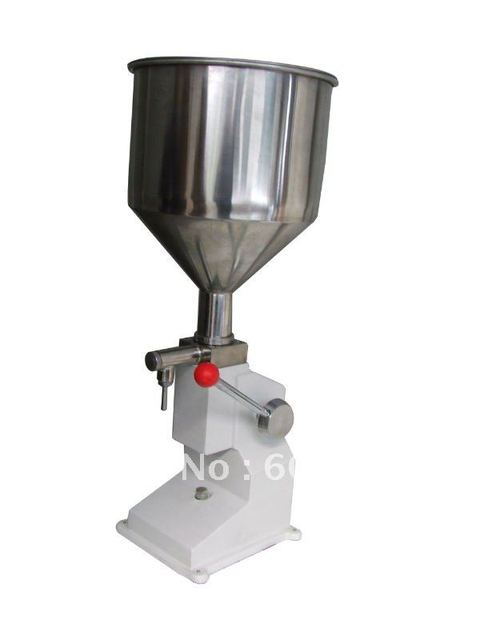 Free Shipping High Quality Economic Small Liquid & Cream Manual Filling Machine (5-50ml)