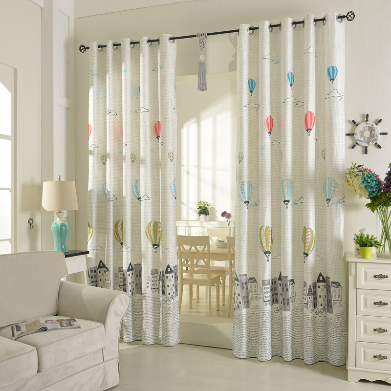 Rubber Ducky Shower Curtain Balloon Curtains From JCPenney