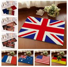 french flag bathroom slip resistant mats bed pad carpet