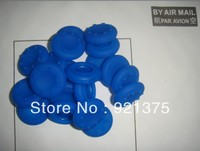 wholesale price 200 pieces mix 10 colors thumbstick joystick cover grips caps skin for ps3 ps4 XBOX 360 WII Wii u free shipping