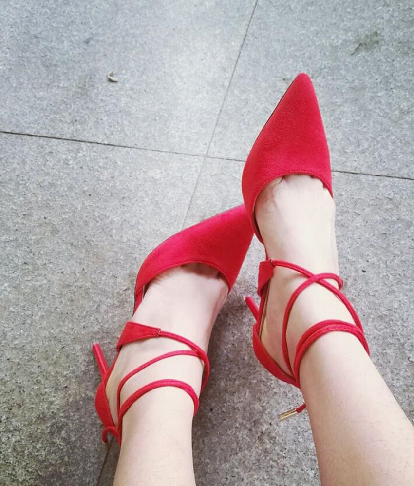 Red Heel Shoes Cheap