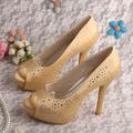 20 Colors Custom Handmade Super High Heels Platform Shoes Size 9 Wedding Gold Party Dropshipping