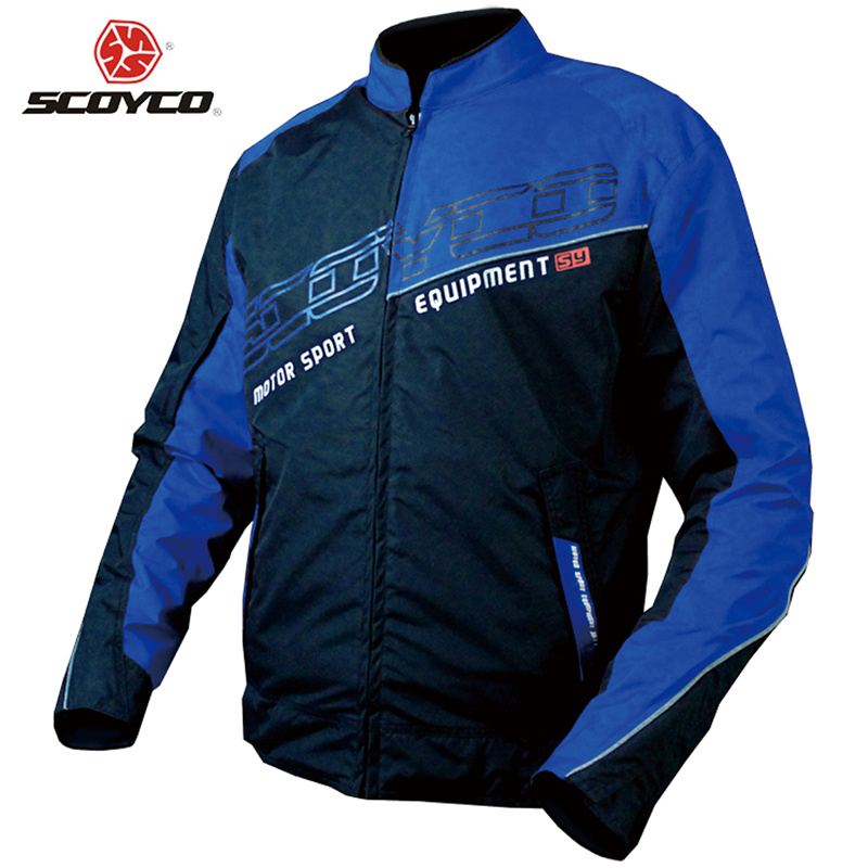 SCOYCO Windproof Motorcycle Racing Jackets Motorbike Motocross Off-Road Riding Jaqueta with Protector Reflective Sport Clothing<br><br>Aliexpress