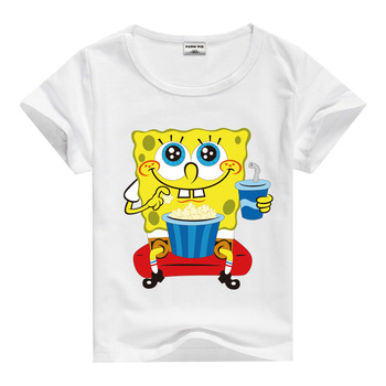Brand New Minions t shirts Child Shirt Children Kids Clothes Boys Clothing t-shirts For Girls Boys T Shirt Boy Cotton Tees Tops