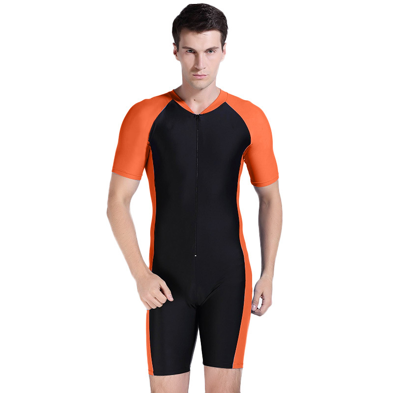 Brand Diving Suit Wetsuit Women Short Sleeve Lycra Surf Wet Suit One Piece Rashguard Swimming Mens Wetsuits Surfing(China (Mainland))