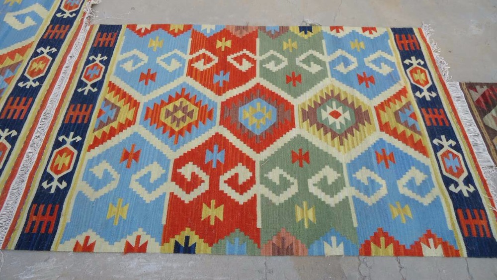 Compra alfombras kilim online al por mayor de china for Kilim alfombras online