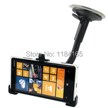High Quality 360 Degree Rotation Car Suction Holder for Nokia Lumia 920 Mount Stand Free Shipping(China (Mainland))