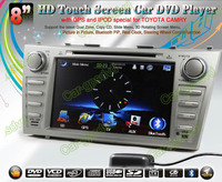 2007- 2011 Toyota Camry GPS Navigation DVD Player ,TV,Multimedia Video Player system+Free GPS map+Free camera+ Free shipping