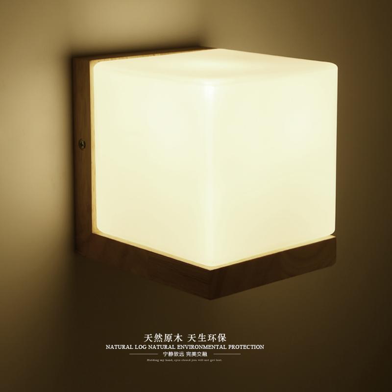 Confronta i prezzi su wooden wall light   shopping online ...