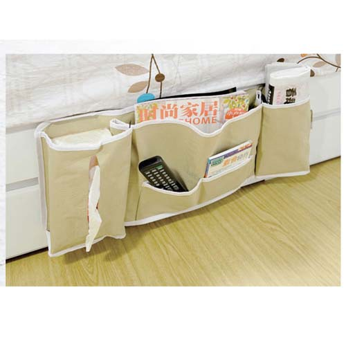Bedside Storage Bag Hanging Organizer Bed Side Candy Items Gear Stuff Accessories Supplies Products(China (Mainland))