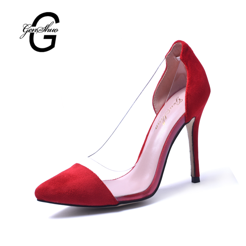 new high heel shoes vintage style shoes