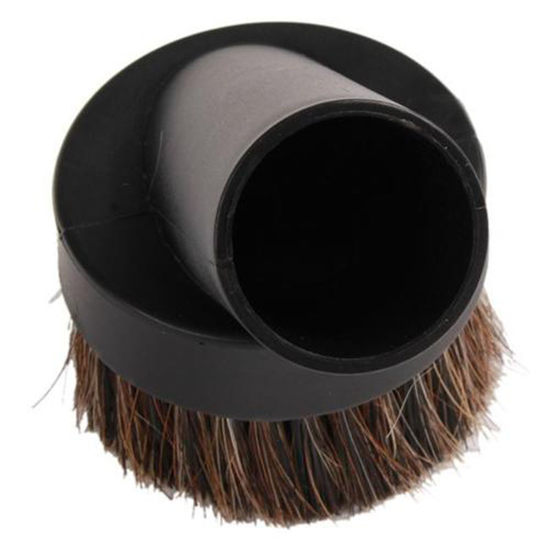 PracticalRound Home Horse Hair Dusting Brush Dust Clean Tool Attachment Vacuum Cleaner 1pcs(China (Mainland))