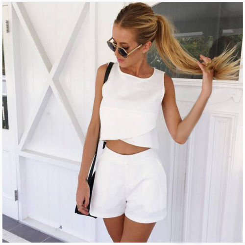 Fashion Womens Holiday Mini Playsuit Ladies Summer Beach Dress Size 6 - 14 For Lady High Quality(China (Mainland))