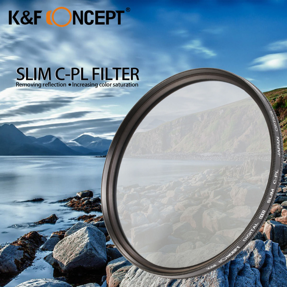67mm Super Slim Circular Polariser CPL Lens Filter Fit For Canon/For Nikon Camera Cleaning Cloth(China (Mainland))