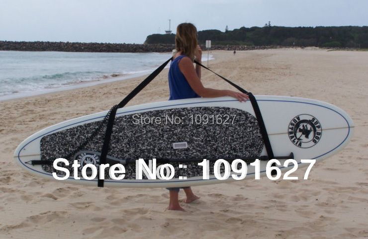 Big Board Schlepper Stand Up Paddle Board Carrying Straps free shipping(China (Mainland))
