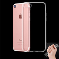 Clear TPU Silicon Crystal Case For iPhone 7 Transparent Soft Cover Phone Bag Cases For Apple