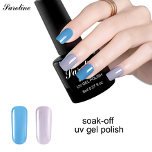 Buy saroline brand Soak Nail Polish Gel Bling Long Lasting UV Lamp LED Cosmetic Manicure lucky Color Gel Varnish for $1.02 in AliExpress store