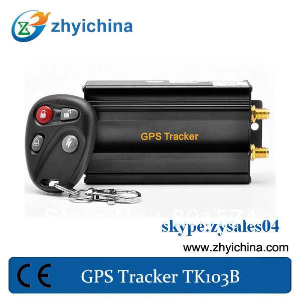 Cheap gps tracking device for cars TK103B gps tracking cars(China (Mainland))