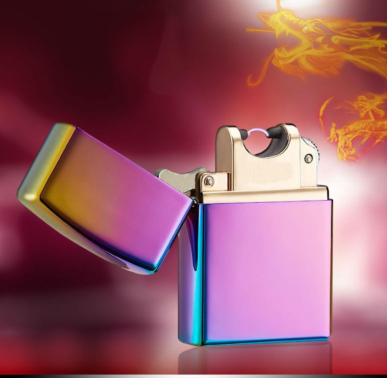 Зажигалка OEM No USB DHJ008-Cigarette lighter