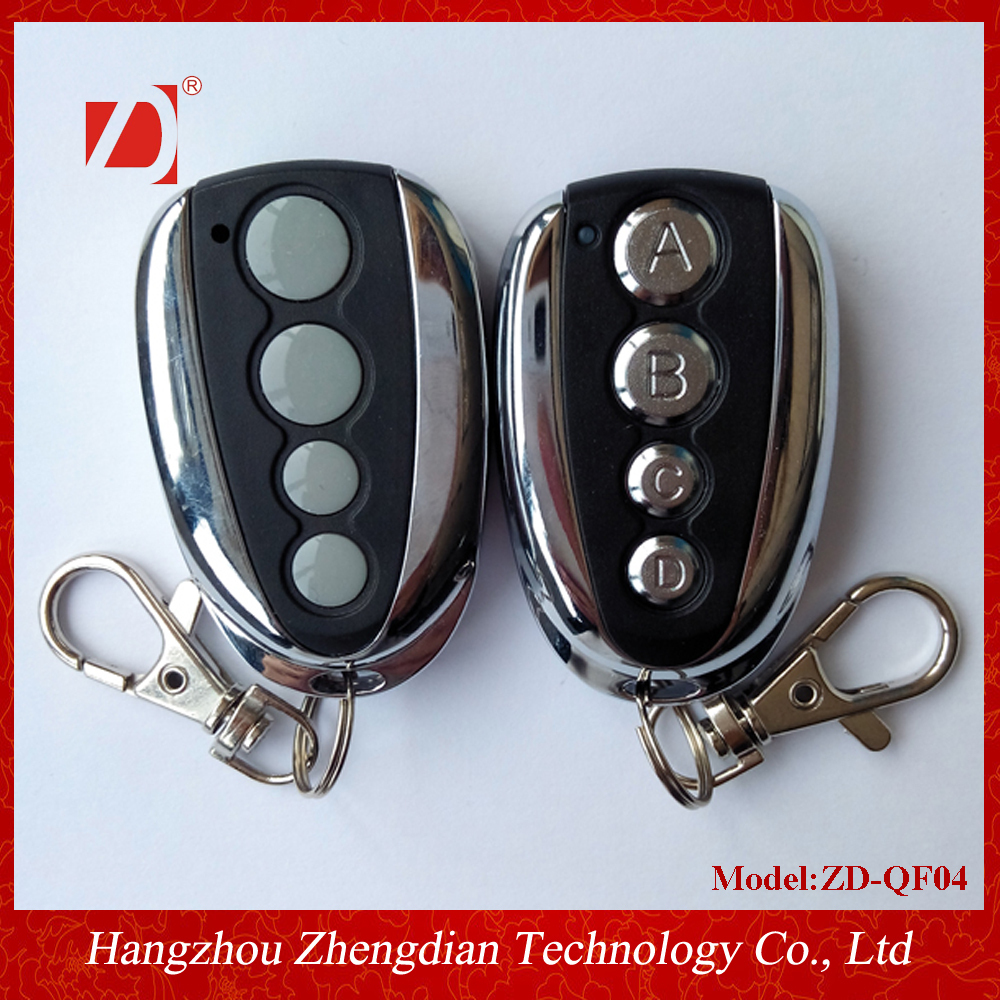 Duplicates NICE-FLORS remote control, NICE ONE , DITEC , V2 rolling code remote control free shipping(China (Mainland))