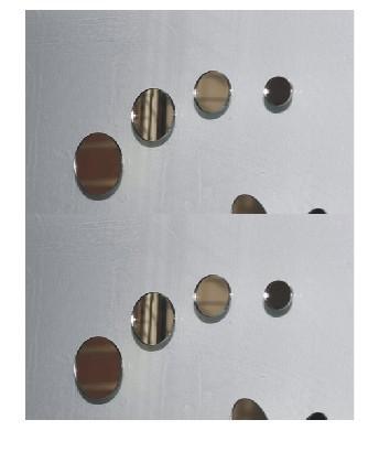 pequeos espejos artesanales