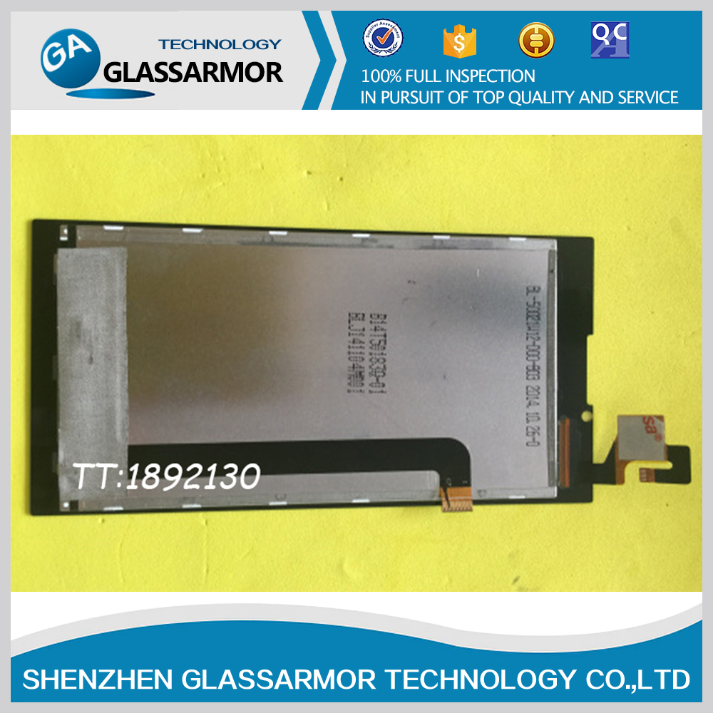 GLASSARMOR Original New For DOOGEE Turbo DG2014 LCD Display +Touch Screen digitizer for doogee dg2014 Free shipping(China (Mainland))