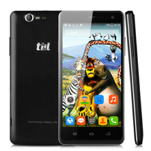 Original 5.0″ THL 4400 Smartphone 3G Android 4.2.2 MT6582M Quad CORE 1.3GHz  1280*720 Pixels ROM 4GB+RAM 1GB 4400mAh Cellphone