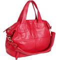 2016 Fashion 100 Real Genuine Leather Bag Women Handbags Cowhide Tassel Bag Portable Women Messenger Bag