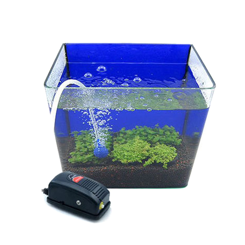 Fish tank air pump electromagnetic air pump fish pond for Fish tank water pump