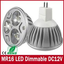 gu10 / E27 dimmable /GU5.3 E14 MR16 9W 12W 15w LED spot AC110-220V High Power Led Spotlight Light Bulbs - Pocketman Technology (China store Co., Ltd.)