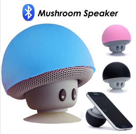 Top Selling Christmas Gifts For Kids Mushroom Speaker 3.0