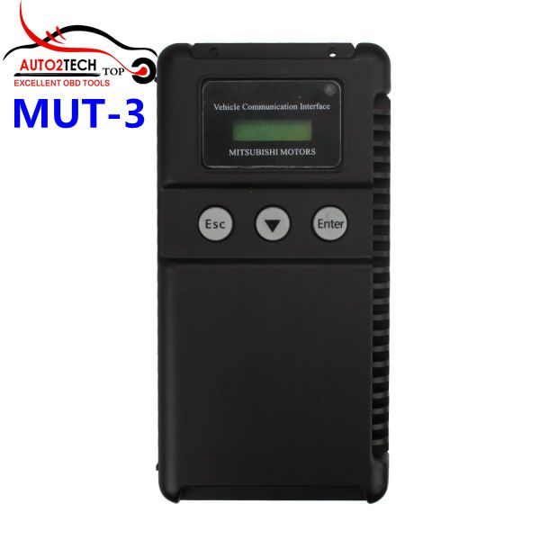 Top Quality Mut3 Mut III Scanner MUT-3 For Mitsubishi Cars And Trucks With Coding Function Support Multi-Language Free Ship(China (Mainland))