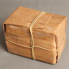 2007 wholesale tea Chen Xiang Xiang Pu'er tea Menghai date 1kg ripe tea brick brick tea bamboo shell