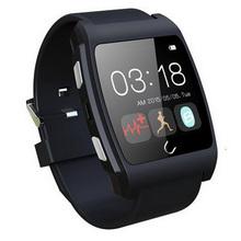 Новый оригинальный Uwatch UX bluetooth-смарт часы наручные часы с шагомер сна трекер пульса датчик спортивные часы Smartwatch