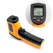 F85 envío gratis niza sin contacto LCD del Laser IR Digital infrarrojo termómetro pistola KF31