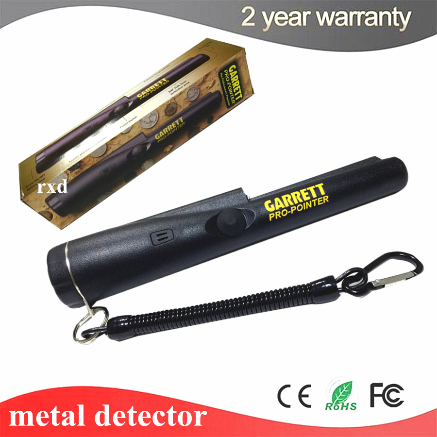 2016 NEWST Sensitive Garrett Metal Detector Pro Pointer Pinpointing Hand Held Metal Detector Water-resistant with Bracelets<br><br>Aliexpress