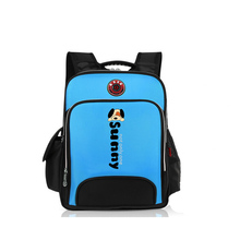 lowest  price!!! Primary  school backpacks 1 - 3-6 backpack child students school bag nobility relief children bag waterproof(China (Mainland))