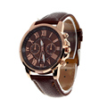 Watch Women Montre Femme Faux Leather Analog Quartz Watch Relogio Feminino Women Watches Reloj Mujer Clock