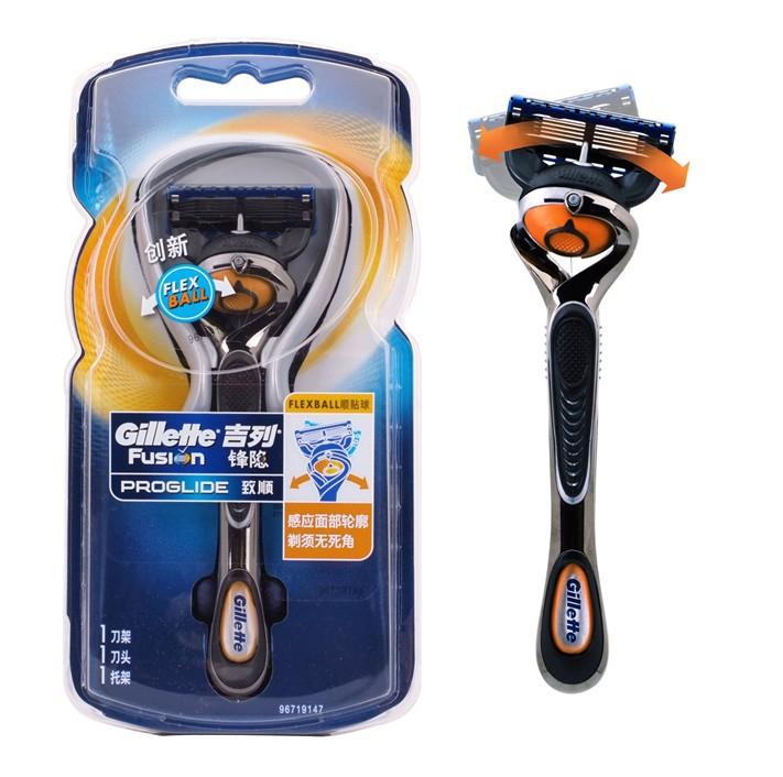 2015-New-Gillette-Fusion-Proglide-Flexball-Shaving-Razor-Barbeador ...