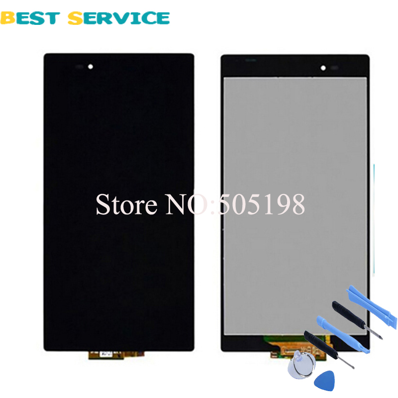 LCD For Sony For Xperia Z1 C6903 L39H Display Screen with touch screen digitizer full assembly free shipping