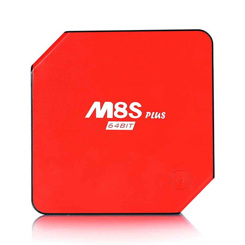 M8SPLUS HD 2K 4K 10-bit Quad-core Cortex-A53 Android 5.1.1 Smart TV Box WiFi HDMI media player 2G/16G RAM IPTV Google Store(China (Mainland))