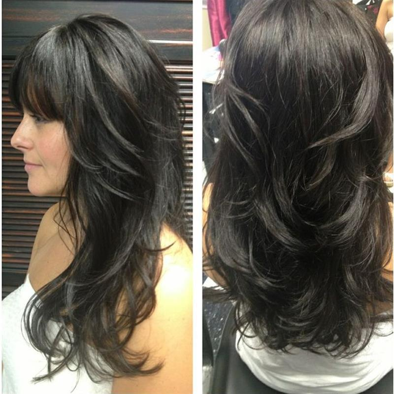 Jet Black Versus Natural Black Hair