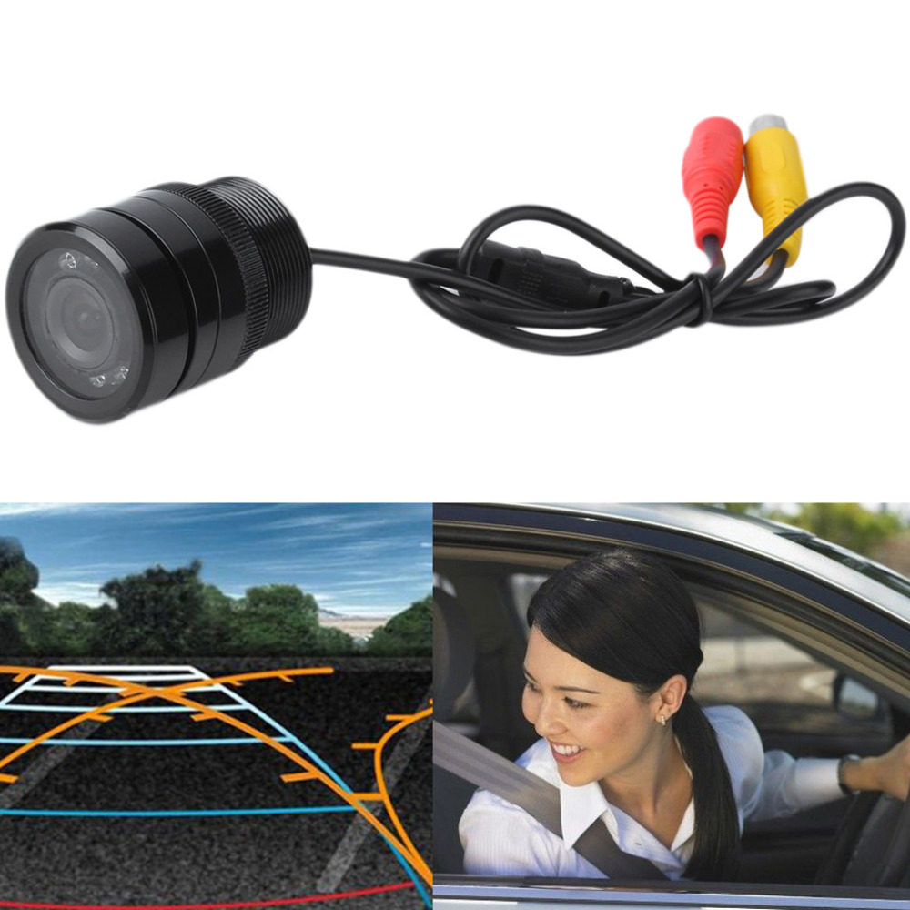 SYX-017 NTSC CMOS Auto Car Rearview Rear View Reversing Flush Backup Day Night Vision Parking Park Light Security Cameras NEW(China (Mainland))